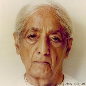 Джидду Кришнамурти