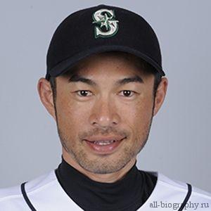 Ичиро Сузуки